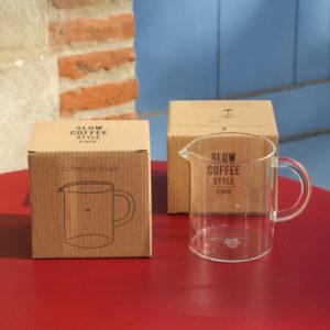 Kinto coffee jug
